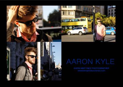 AARON KILE  86
